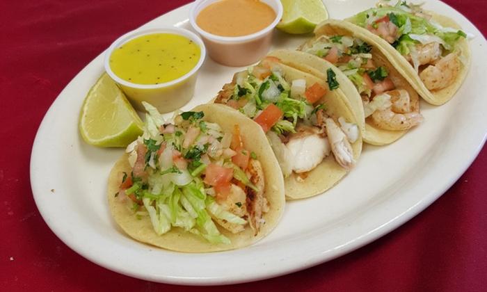 El Refugio Azteca - Multiple Locations: $6 for $10 Worth of Mexican Food — el refugio azteca