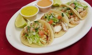 $6 for $10 Worth of Mexican Food — el refugio azteca