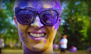 The Graffiti Run: $25 Registration for One to The Graffiti Run: The Colorful 5K on Sunday, September 25 ($50 Value)