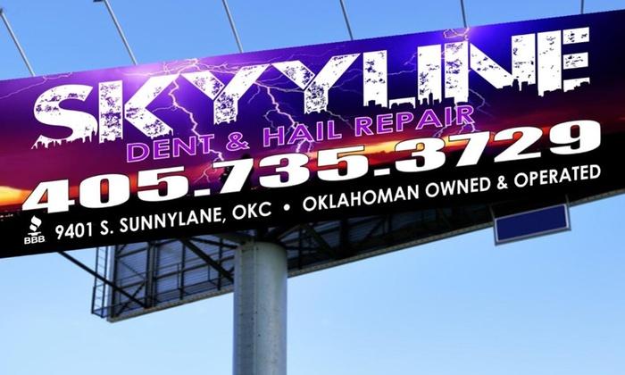 Skyyline Dent And Hail Repair - Oklahoma City: Up to 94% Off Hail and Dent Repair at Skyyline Dent And Hail Repair