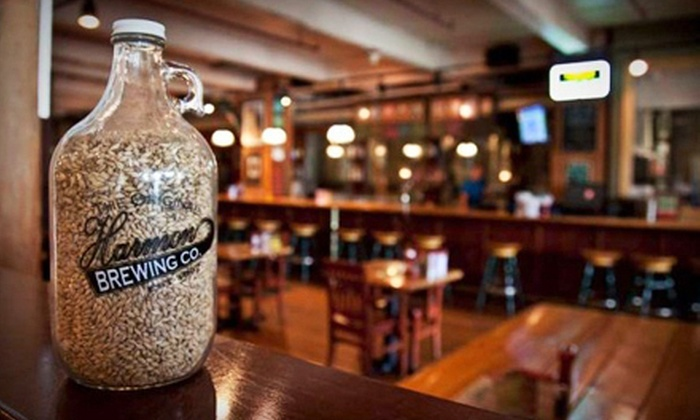 Harmon Brewery and Eatery - New Tacoma: $15 for $30 Worth of Breakfast at Harmon Brewery and Eatery