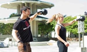 Bay Jiu-Jitsu: Five, 10, or 20 BayFit Boot Camp Sessions At Bay Jiu-Jitsu (Up to 51% Off)