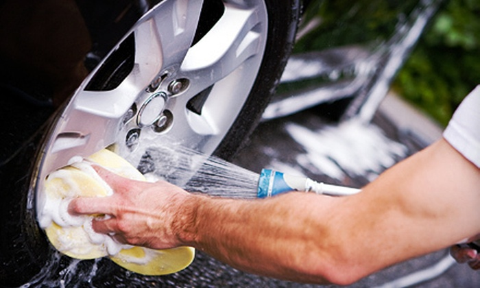 Cristal's Mobile Carwash & Detailing - Los Angeles: Exterior or Full Mobile Detail for a Small or Large Vehicle from Cristal's Mobile Carwash & Detailing (Up to 55% Off)