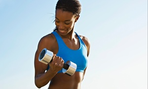 Fit With Motive: Four-Week Women Only or Co-Ed Fitness Boot Camp at Fit With Motive (69% Off)