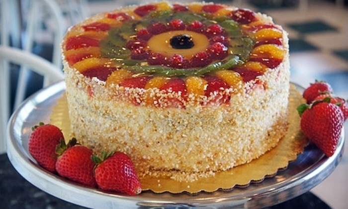 Classic Bakery - Gaithersburg: $10 for One 6-Inch Signature Fruit Cake at Classic Bakery ($20 Value)