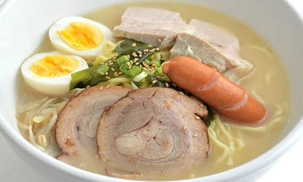 Ramen Noodles, Desserts, and Treats at T-Pop Desserts and More (Up to 50% Off). Three Options Available.