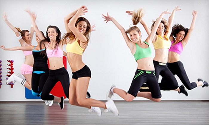 Pur Aura - Suwanee: 5, 10, or 20 Zumba Fitness Classes at Pur Aura (Up to 75% Off)