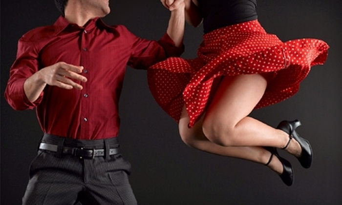 Hepcat Studio Swing dance company - Exchange District : Six-Week Swing-Dance Class for One or Two at Hepcat Studio (Up to 52% Off)