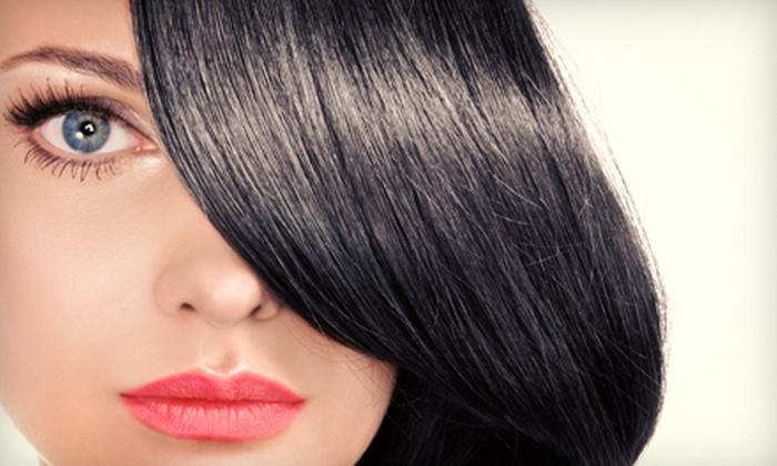 Indigo Salon Spa - Marana: $99 for a 4ever Smooth Keratin Treatment at Indigo Salon Spa (Up to $300 Value)
