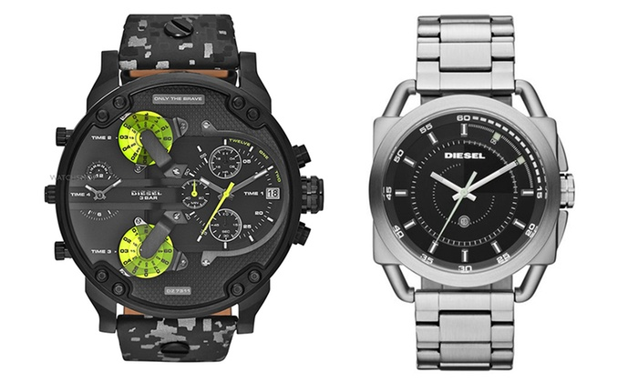new collection new high sale uk Montre Diesel Chronographe | Groupon Shopping
