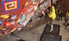 Santa Barbara Rock Gym - Lower State: Intro to Climbing Class with Gear for One, Two, or Four at Santa Barbara Rock Gym (Up to 50% Off)