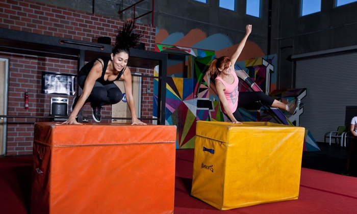 Tempest Freerunning Academy - Hawthorne: Freerunning Class for One or Two, or One Month of Classes at Tempest Freerunning Academy (Up to Half Off)