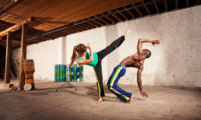 Capoeira Mandinga Petaluma - Capoeira Mandinga Petaluma: 10 Capoeira Classes for Adults or One Month of Unlimited Classes at Capoeira Mandinga Petaluma (Up to 83% Off)