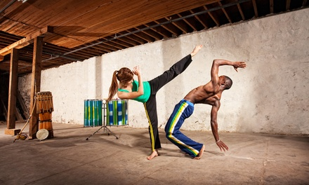 Four Weeks of Fitness and Conditioning Classes at Ogden Capoeira (66% Off)