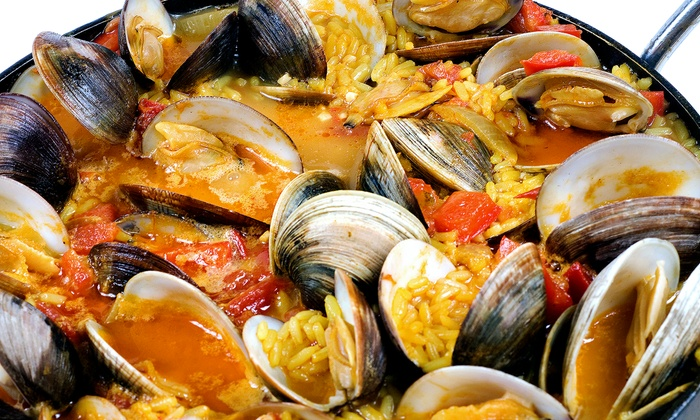 Bocado - Providence - Olneyville: $49 for Spanish Meal for Two at Bocado - Providence ($75 value)