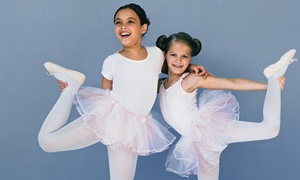 Moves & Motions School of Dance: One or Two Months of Weekly Classes at Moves & Motions School of Dance (Up to 55% Off)