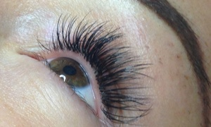 Mardanha's: Up to 65% Off Eyelash Extensions at Mardanha's