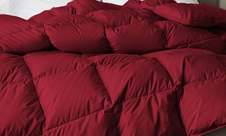 Hotel New York 800-Thread-Count Queen Comforter Set (3-Piece)