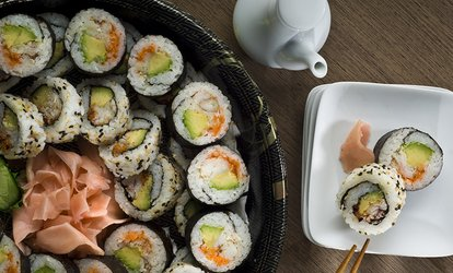 $12 for $20 Worth of Food and Drinks at Thai Thai Sushi Bowl