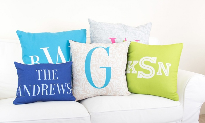Collage.com: Custom Decorative Pillows (Up to 77% Off)