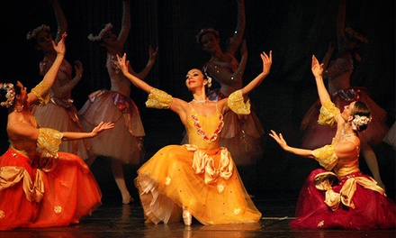 Four or Eight Russian Ballet Classes at Brighton Ballet Theater Co., Inc. (Up to 52% Off)