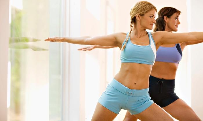 floo-id YOGA - Scottsdale: 10 Yoga Classes or One Month of Unlimited Yoga Classes at floo-id Yoga (Up to 76% Off)