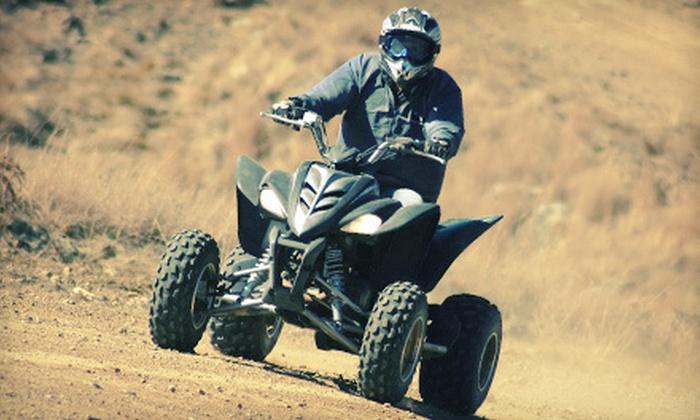 Academy Rentals - Ocotillo: $49 for a Four-Hour ATV Rental from Academy Rentals ($140 Value)