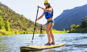 Nomad Paddle Outfitters: Full-Day Paddleboard Rental for One, Two, or Four People from Nomad Paddle Outfitters (Up to 53% Off)