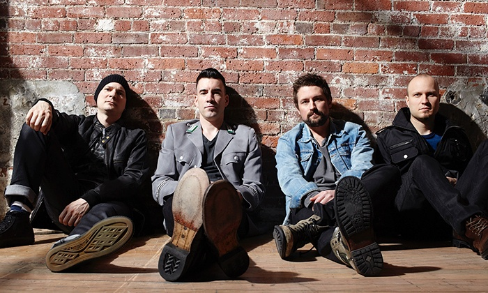 Theory of a Deadman - Aztec Theater: Theory of a Deadman at The Aztec Theatre on June 30 at 8 p.m. (Up to 49% Off)