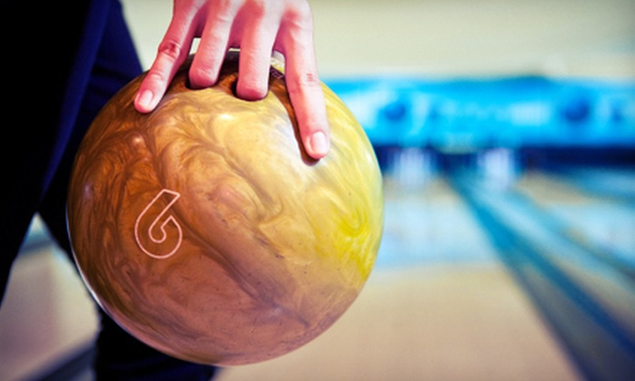 South Plains Lanes - Lubbock: $20 for Two Games of Bowling and Shoes for Four at South Plains Lanes ($45 Value)