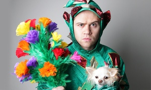Piff the Magic Dragon: Piff the Magic Dragon on April 17 at 7 p.m.