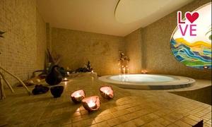 Assisi Wellness - Le Dimore di San Crispino: Percorso spa di coppia con aperitivo e massaggio da Assisi Wellness - Le Dimore di San Crispino (sconto fino a78%)