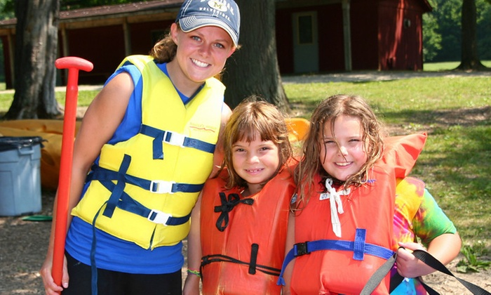 YMCA Camps - Rose: Day Camp or Overnight Camp at YMCA Camp Ohiyesa (Up to 41% Off). Four Options Available.