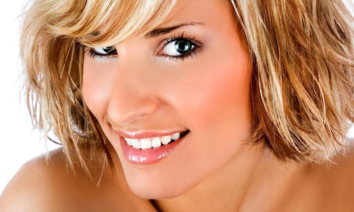 Thi Spa & Nails - Downtown: One or Three Custom Facials at Thi Spa & Nails (Up to 53% Off)