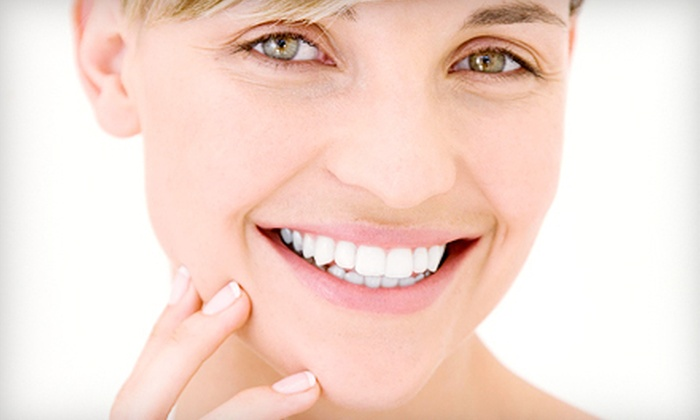 The Massage Spa - United Central: One or Two Teeth-Whitening Treatments at The Massage Spa (Up to 70% Off)