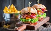 Burger nach Wahl inkl. 1 Beilage und Softgetränk für 1, 2 od 4 Personen im Restaurant Heisenburger (bis zu 42% sparen*)