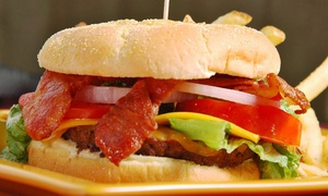 The Station Bistro: Upscale American Cuisine at The Station Bistro in Auburn (Up to 45% Off). Two Options Available.