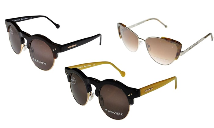 Women's Carven Sunglasses: Women's Carven Sunglasses. Multiple Styles Available. Free Shipping and Returns.