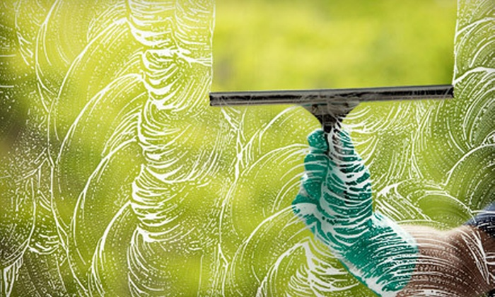 Warren's Window Cleaning - Ottawa: $69 for $140 Worth of Exterior Window Cleaning from Warren's Window Cleaning