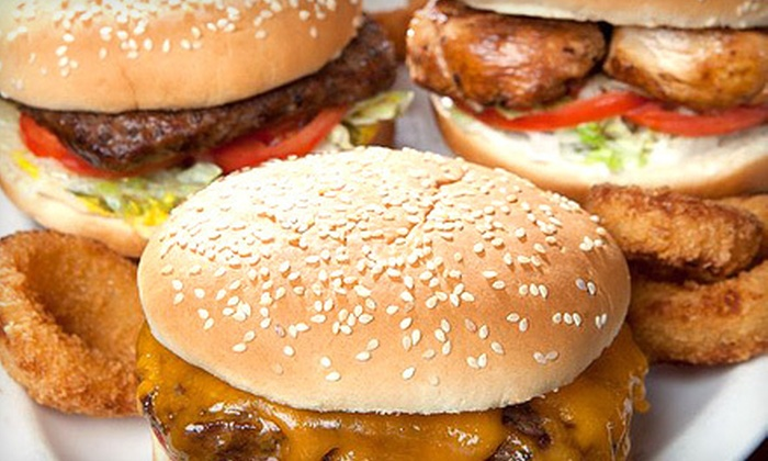 Cruisers Grill - Multiple Locations: $8 for $16 Worth of American Fare and Drinks at Cruisers Grill