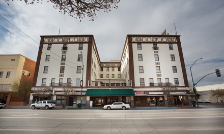 Stay with Optional Bar Credit at Gadsden Hotel in Douglas, AZ. Dates into May
