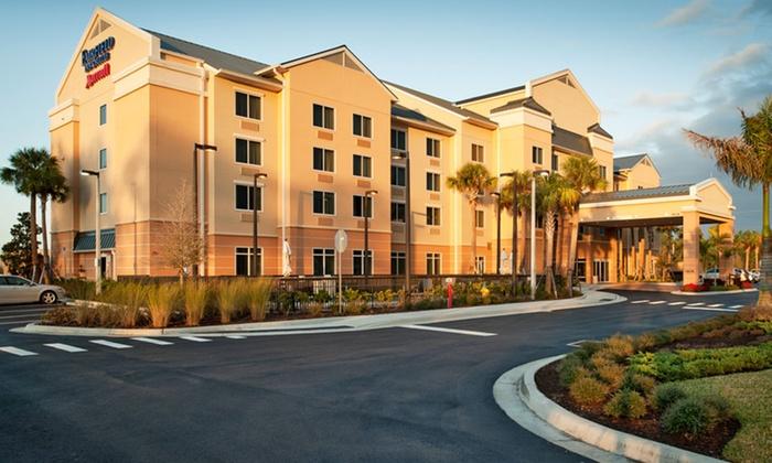 Fairfield Inn & Suites by Marriott - Naples, FL: Stay at Fairfield Inn & Suites by Marriott in Naples, FL