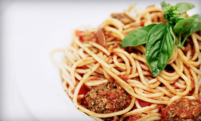 Pranzi Ristorante & Enoteca - White Plains: Italian Dinner for Two or Four at Pranzi Ristorante & Enoteca (Up to 55% Off). Six Options Available.