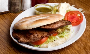 Two or Four Groupons, Each Good for $10 Worth of Mexican Cuisine at Tortas Mexico (40% Off)
