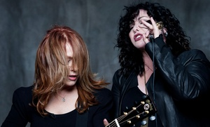 Heart: Heart With Joan Jett & The Blackhearts at The Palace of Auburn Hills on Friday March 27 at 8 pm (Up to 45% Off)
