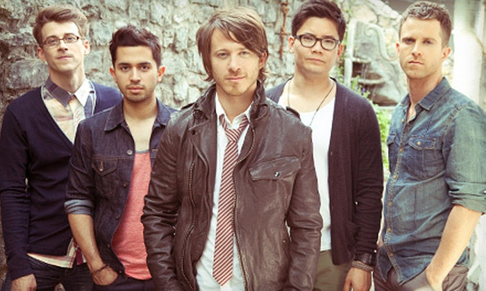 The Struggle Tour featuring Tenth Avenue North - Billings: Tenth Avenue North and Audrey Assad Concert for Two at Word of Life Fellowship on Friday, August 17, at 7 p.m. ($45 Value)