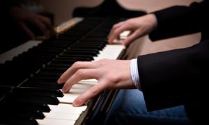 Kevin Bigham Piano Studio: $60 for Four Half-Hour Piano Lessons at Kevin Bigham Piano Studio (Up to $120 Value)