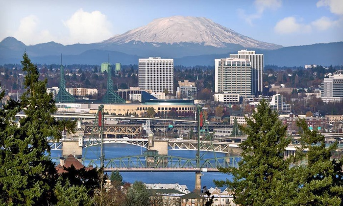 3 Star Mystery Hotel Near Downtown Portland Groupon