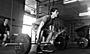 All or Nothing Strength and Conditioning: $39 for One Month of Unlimited CrossFit Classes at All or Nothing Strength and Conditioning ($120 Value)