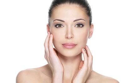 3 pulizie viso con definizione sopracciglia